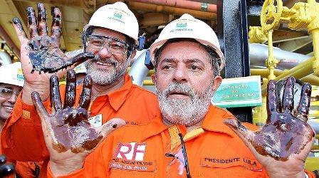 Petrobras e Receita Federal